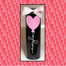 Heart Balloon Travel Mug