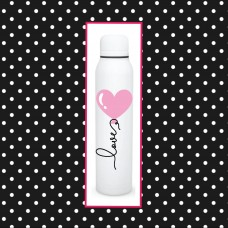Heart Balloon Skinny Thermal Bottle