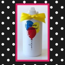 Birthday Balloons Kid Size Tumbler