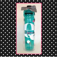 Block Initial Double Wall Sport Bottle