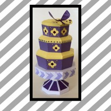 Butterfly Cake Gift Boxes
