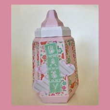 Baby Bottle Gift Box