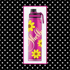 Daisies Double Wall Sport Bottle