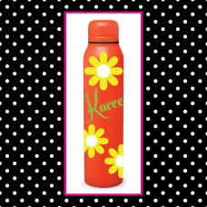 Daisies Skinny Thermal Bottle