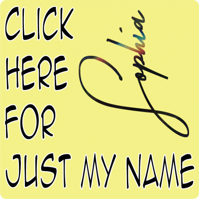 Just My Name