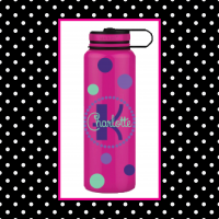 Dots Large Thermal Bottle