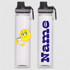 Emoji - COFFEE Double Wall Sport/Water Bottle