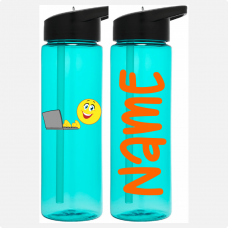 Emoji - COMPUTER Tritan™ Water Bottle