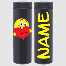 Emoji - HEART Travel Mug