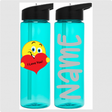 Emoji - HEART Tritan™ Water Bottle