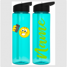 Emoji - SELFIE Tritan™ Water Bottle