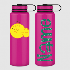 Emoji - TALK TO THE HAND 40 oz. Thermal Bottle