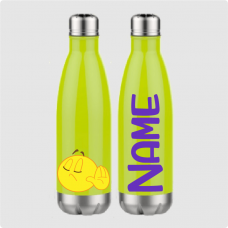 Emoji - TALK TO THE HAND Thermal Water Bottle