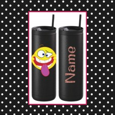 Emoji - CRAZY Thermal Travel Tumbler
