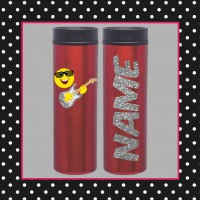 Emoji - GUITAR PLAYER Travel Mug