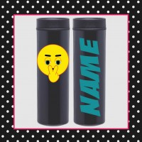 Emoji - WATCHING YOU Travel Mug