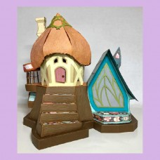 Fairy Cottage Gift Box