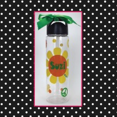 Flower Power Tritan™ Water Bottle
