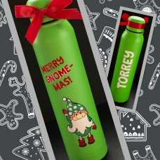 GNOME Skinny Thermal Water Bottle