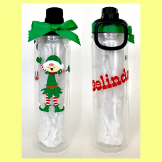 Holiday Elf Double Wall Sport Bottle