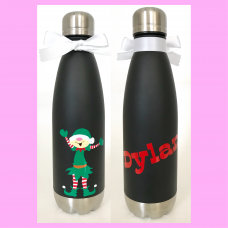 Holiday Elf Thermal Water Bottle