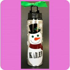 Let It Snow! Sport Bottle