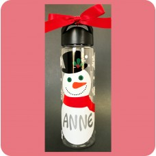 Let It Snow! Tritan™ Water Bottle