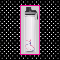 Just My Name Double Wall Sport Bottle