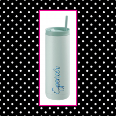 Just My Name Thermal Travel Tumbler