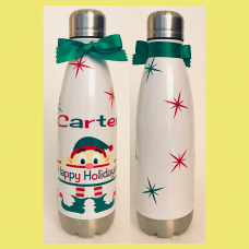 Kilroy the Elf Thermal Water Bottle