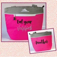 Eat Your Veggies Lunch Tote