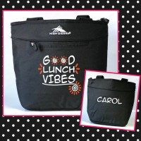 Good Lunch Vibes Lunch Tote