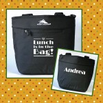 Lunch is in the Bag! Lunch Tote