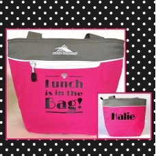 Lunch is in the Bag Lunch Tote