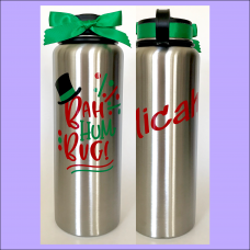 Scrooge Large Thermal Bottle