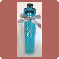 Vine Monogram Double Wall Sport/Water Bottle