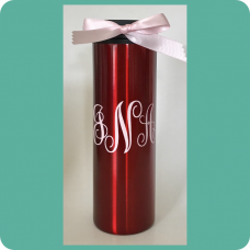 Vine Monogram Travel Mug