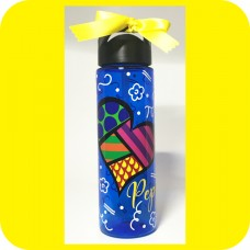 Bold Heart Tritan™ Water Bottle