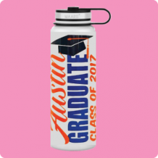 Graduate Large Thermal Bottle